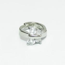 Piercing de Orelha - Argolinha Borboleta - 6ORE313