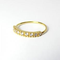 Piercings de Orelha ou Nariz - Argolinha Blogueirinha Dourada - 6ORE562