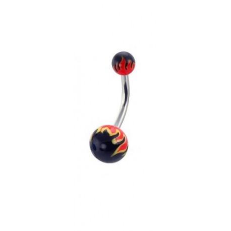 Piercing de Umbigo - Simples - 1SIM70