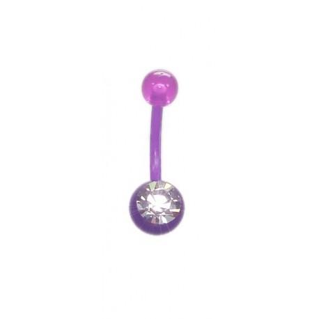 Piercing de Umbigo - BIOFLEX - 1SIM93