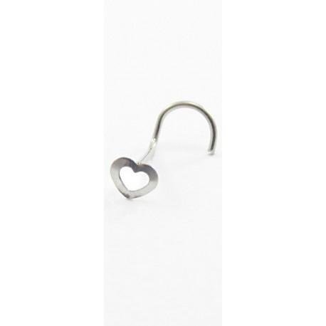Piercings de Nariz - Aço Cirúrgico - 2NAA23
