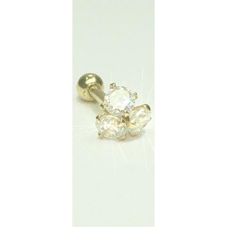 Piercing de Orelha - 6ORE155