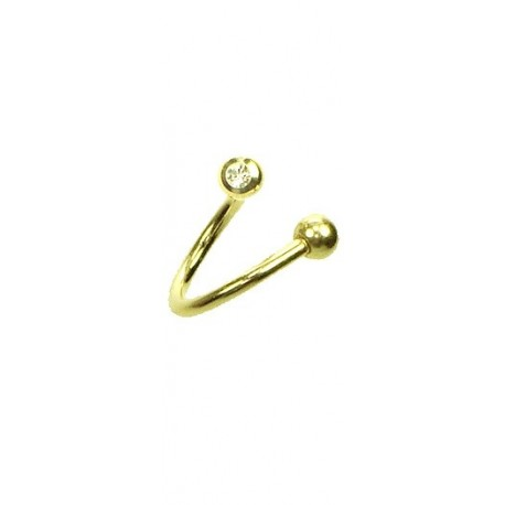 Outros Piercings - Twist - 12TWS05