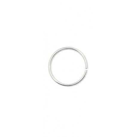 Piercings de Nariz - Ouro Branco 18k - 2NOU13