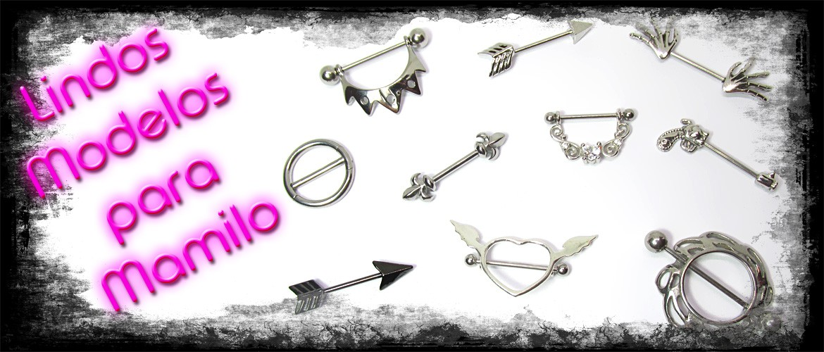 Piercings de Mamilo