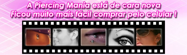 Piercing Mania - Novo Site